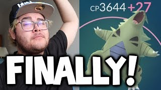 BIGGEST UPDATE EVER FOR LEVEL 38 to 40 POKEMON GO PLAYERS! ★ MAXING OUT MY HIGHEST CP POKEMON!