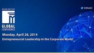 Entrepreneurial Leadership in the Corporate World