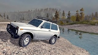 4x4 Russian SUVs Off-Road 2016 - Android Gameplay HD