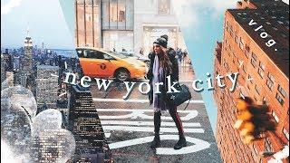 New York City im Winter // a travel diary vlog by I