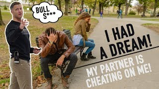 My Partner is CHEATING ON ME!