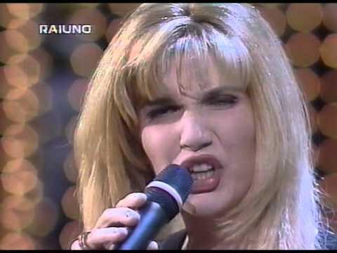 Sanremo 95 - Un altro amore no - Lorella Cuccarini