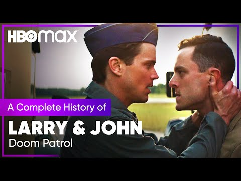Download Doom Patrol   The History of Larry & John's Relationship   HBO Max