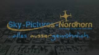 2017 01 07 Nordhorn im Schnee- oder so.
