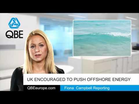 UK encouraged to push offshore energy