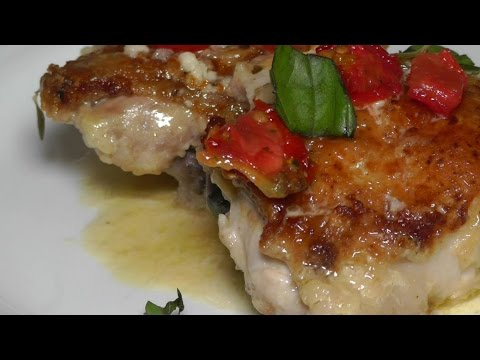Creamy Chicken Milano with Sundried Tomatoes