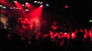 Katatonia - Unfurl (Live) 10/06/2013 720p