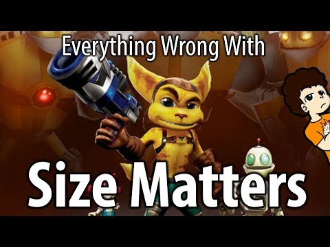 Everything Wrong With Ratchet and Clank: Size Matters - valeforXD