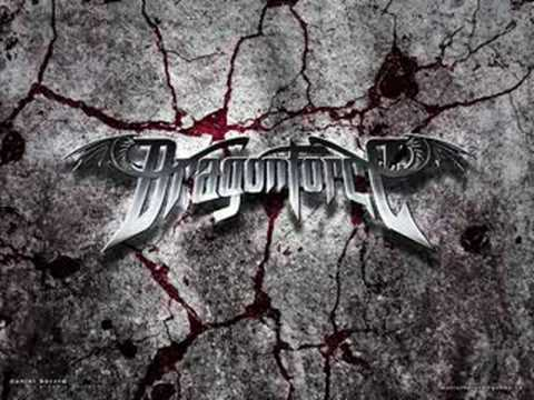 Dragonforce - Through Fire and Flames (Full Song)