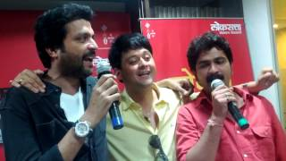 Duniyadari song - Zindagi Zindagi by Swapnil Joshi, Ankush Chaudhari and Sushant Shelar
