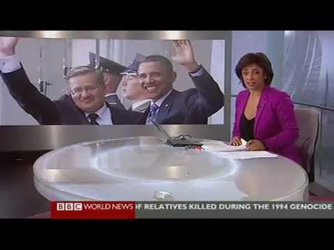 BBC World News with Martine Dennis