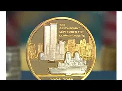 [VIDEO[ 9/11 CONTROVERSY: Commemorative Coin Bust - PETER THORNE REPORTS