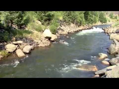 Fly fishing clear creek colorado 2014 youtube for Clear creek fishing