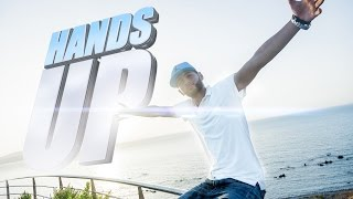 Amine Aminux - Hands Up (Official Lyric Clip) | أمين أمينوكس - هاندز أب