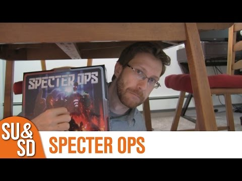 Specter Ops - Shut Up & Sit Down Review
