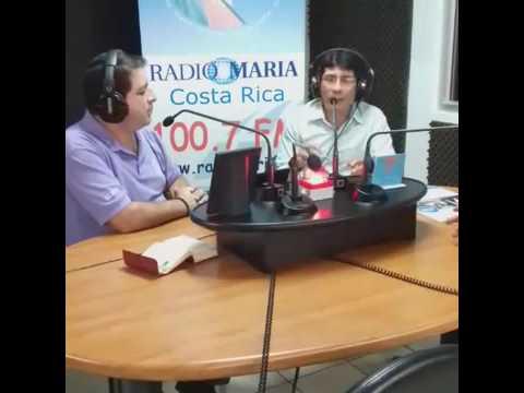 Programa Caravana de Valores en Radio Maria 100.7 FM Costa Rica