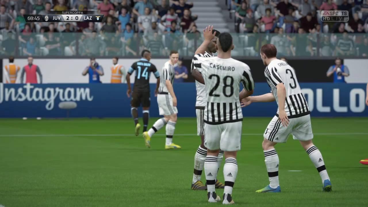 Fifa 16 Juventus