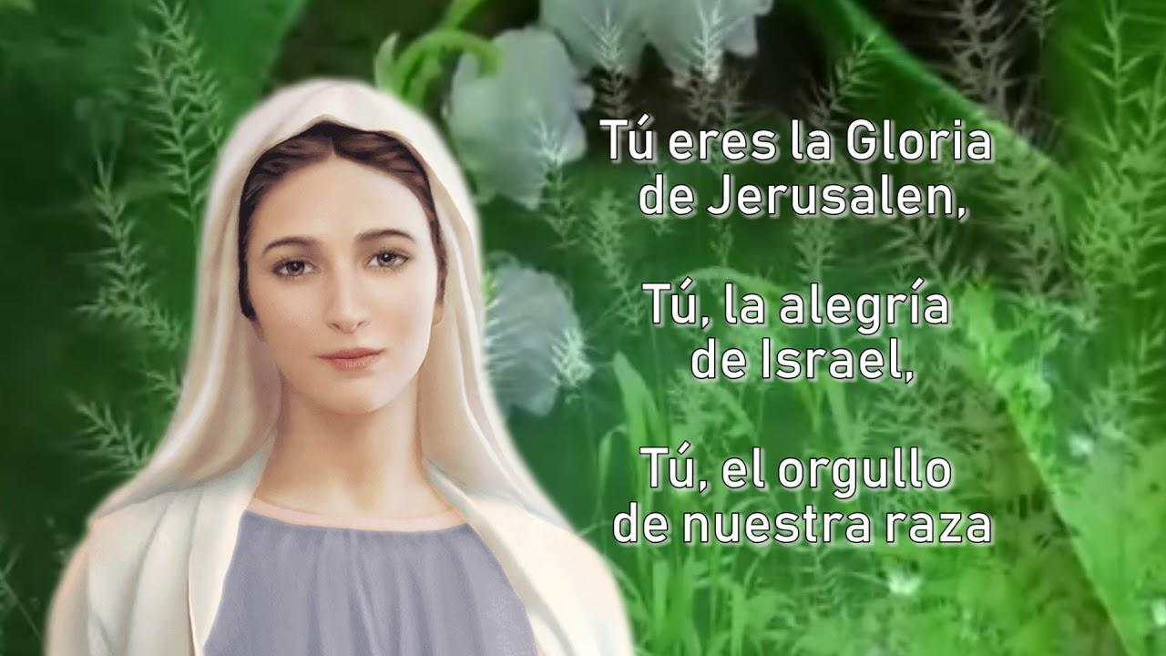 Resultado de imagen de oraciones a la virgen madre de dios y nuestra