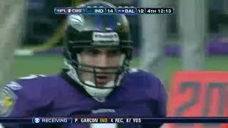 Colts vs Ravens 2009 Week 11