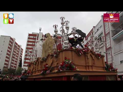 Salida Ecce Homo Semana Santa Algeciras 2019 Miércoles Santo