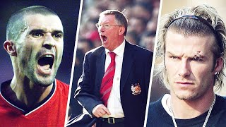 7 players who dared to clash with Sir Alex Ferguson | Oh My Goal