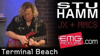 "Stu Hamm Band Performs ""Terminal Beach"" on EMGtv"