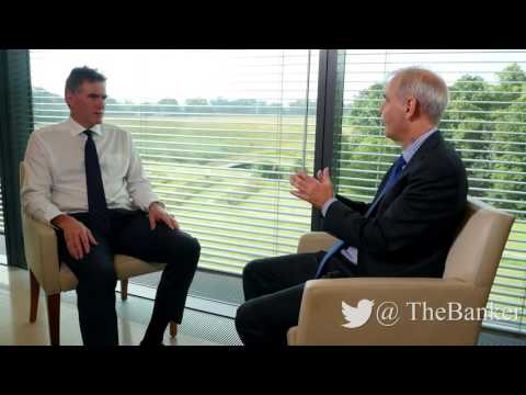 Interview with Ross McEwan, chief executive, Royal Bank of Scotland