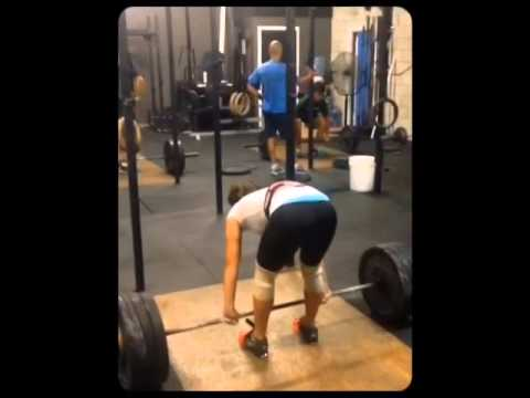 b5d8223159384 CrossFit weight lifting clean 150lb lifetime PR wearing Viva Athletic 3/4 Compression  Tights, Pants
