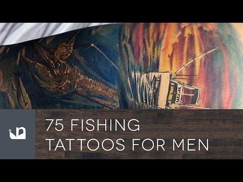 75 Fishing Tattoos For Men