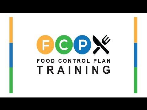 Food Control Plan Help