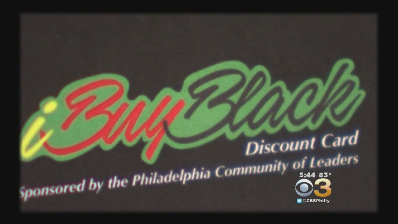 New Card Designed To Drive Customers To Philly-Owned Black Businesses
