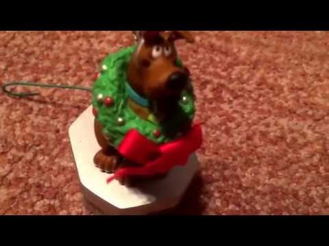 Doing Christmas Ornaments Early (November 2, 2015)