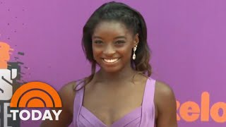Simone Biles Talks Breaking Records And Gymnastics' Scandals | TODAY