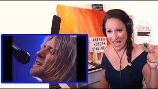 Download lagu Vocal Coach Reacts -Nirvana - Where Did You Sleep Last Night