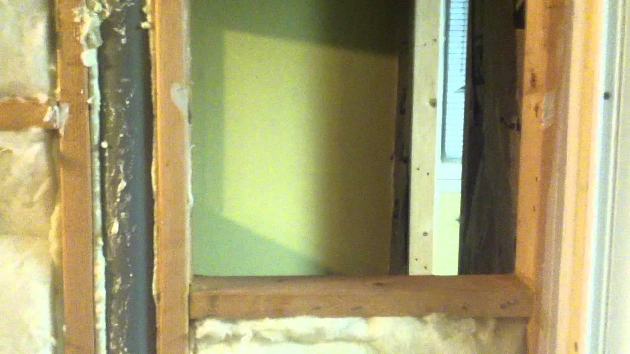 Day 5 Recording Studio Build Insulation Resilient