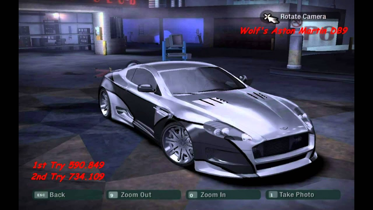 Need For Speed Carbon My Drift Scores - YouTube