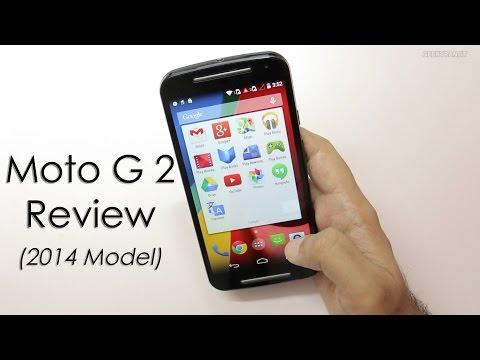 Motorola Moto G 2nd Gen (2014 Model) Review