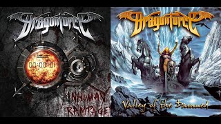 Dragonforce - Best Songs Compilation (2000 - 2014)