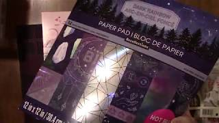 Michaels Haul!! (New?! Paper Pads)