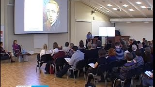 видео Г. Петрозаводск Краеведение в библиотеке
