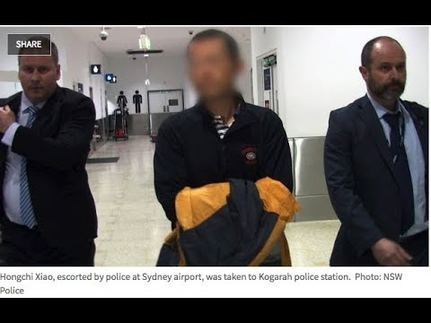 Paida Lajin teacher Hongchi Xiao currently on trial in Sydney, Australia