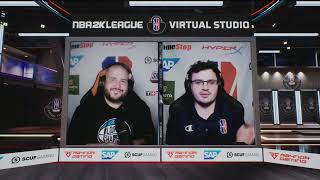 NBA 2K League Season 3 Week 6   Day 2