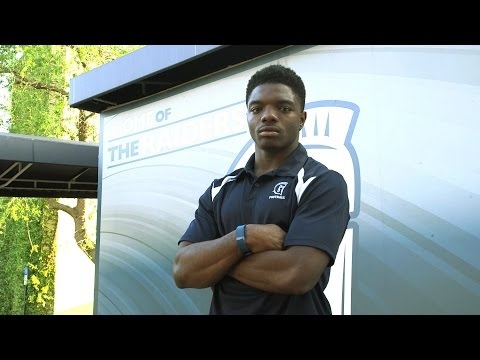 Robert Burns - Gulliver Prep Running Back - Highlights/Interview - Sports Stars of Tomorrow
