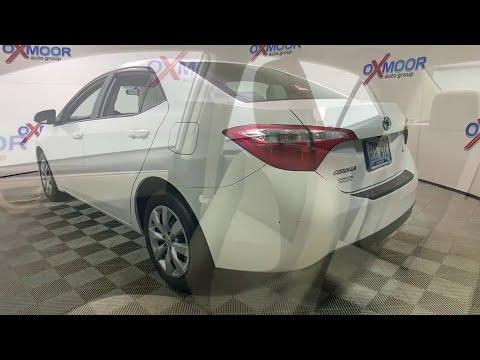 Oxmoor Toyota Service >> 2015 Toyota Corolla At Oxmoor Toyota Louisville Lexington Ky U21496