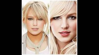 Stranger VS. Hold it Against Me (Britney Spears, Hilary Duff Mashup Remix) -Download Link-
