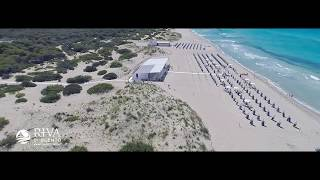 Riva di Ugento video drone Salento
