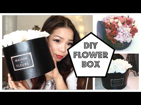diy maison des fleurs box