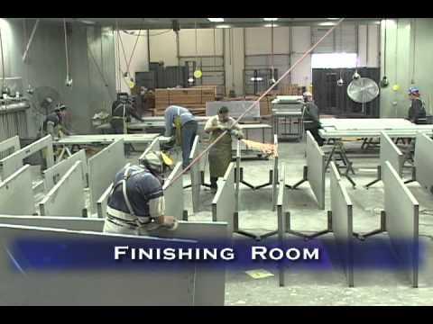 Hollow Metal Doors Manufacturing Process Youtube