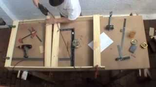 Woodworking For Everyone: Bunk Ends High Speed Construction
