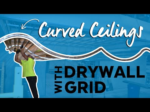 Curved Drywall Grid System Capabilities - Armstrong Ceiling Solutions